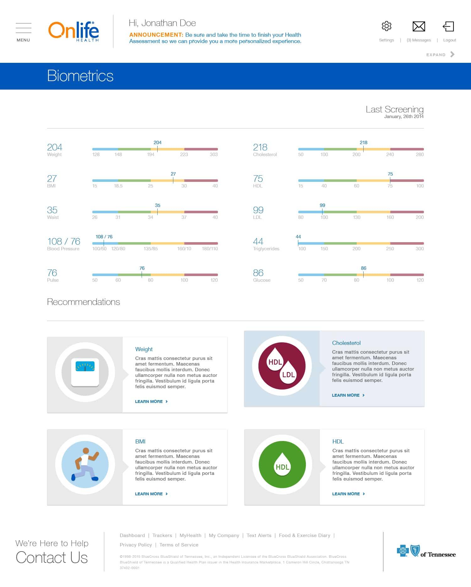 Brent Spore | Onlife_Biometrics_v1 5_Landing (Desktop